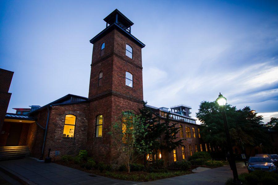The Huguenot Mill